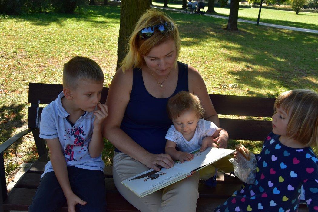 Dlaczego czytam książki wspólnie z dziećmi?